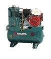 FS Curtis CA13-H - 13hp Gas Engine Driven Two Stage Reciprocating Air Compressor, E57 Pump, Honda Engine,  22 CFM @ 175 PSIG