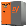 DV Systems Mohawk J75 - 75hp Fixed Speed Rotary Screw Air Compressor