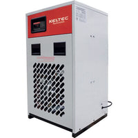 Keltec KRAD-15 - 15 CFM Non-Cycling Refrigerated Air Dryer, Internal Filtration down to .01 Micron, 115V