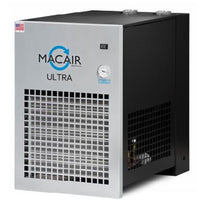 Macair UA200A - 200 CFM Non-Cycling - Refrigerated Air Dryer - 10 Year Ltd Warranty Available
