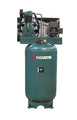 FS Curtis CT7.5 - 7.5hp Two Stage Reciprocating Air Compressor, CT75 Pump, 80 Gallon Vertical Receiver, 24.2 CFM @ 175 PSI