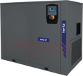 Hertz Kompressoren HVD37 - 50hp Variable Speed Rotary Screw Air Compressor, Base Mount, 237 SCFM @ 125 PSI