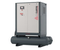 FS-Curtis NxB22 Ultra Pack - 30hp Fixed Speed Rotary Screw Air Compressor, 120 Gallon Receiver Tank, Refrigerated Air Dryer, Pre-Filter