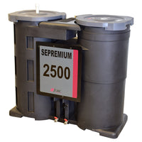 Jorc Sepremium 2500 - Oil/Water Separator for up to 2500 CFM