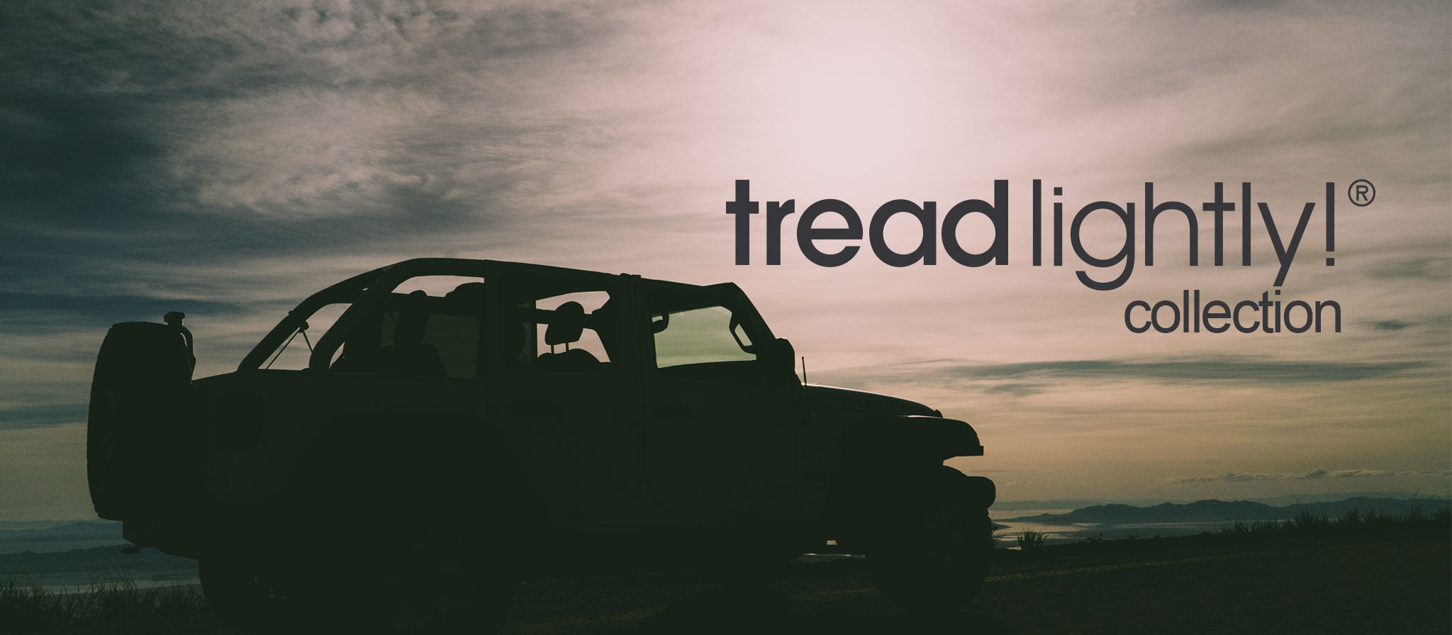 Tread Lightly! New T-shirt Collection by OGC Off Road