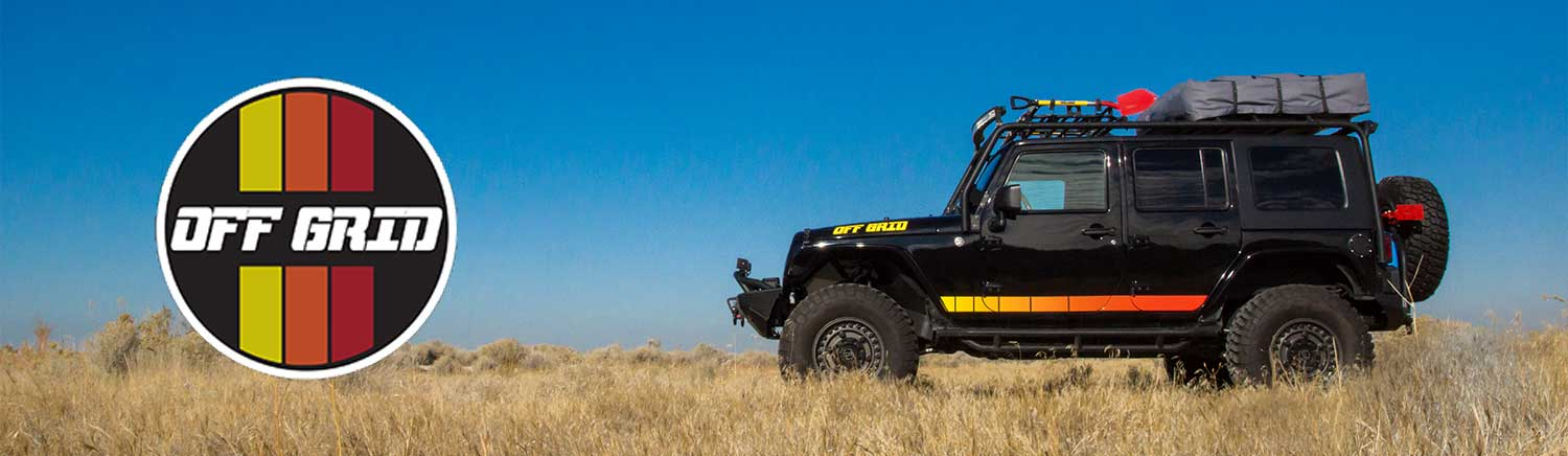 Off Grid Crew Jeep