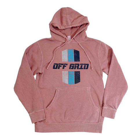 Red OGC Hoodie <BR>(Order One Size Down)