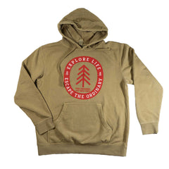 Explore Life Hoodie <BR>(Order One Size Down)