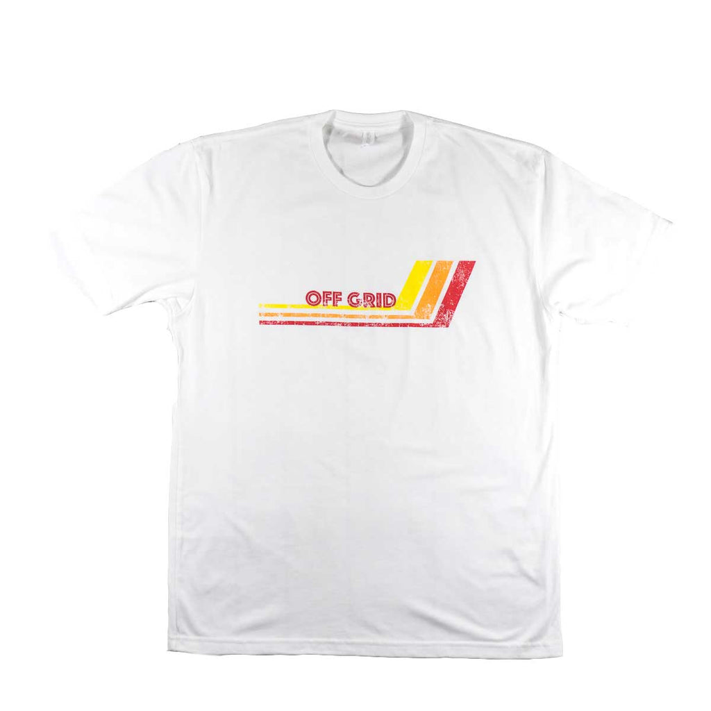 OGC Hockey Stick Tee - White