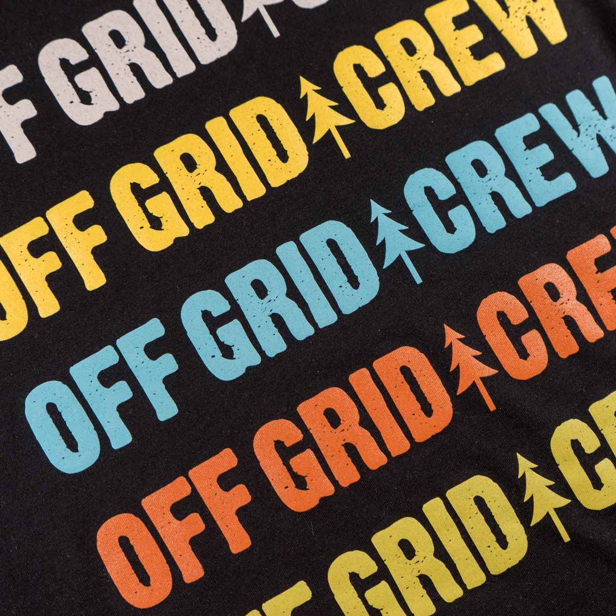 Women's OGC Tee zoomed in on design