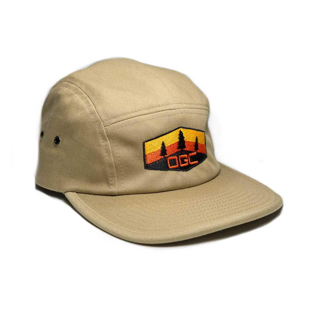 Tree Camper Hat