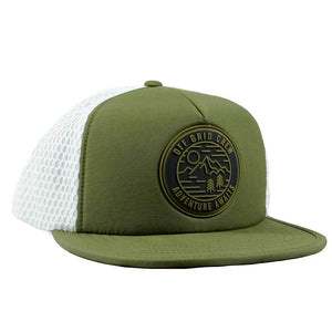 Adventure Awaits OGC Hat - Green/White