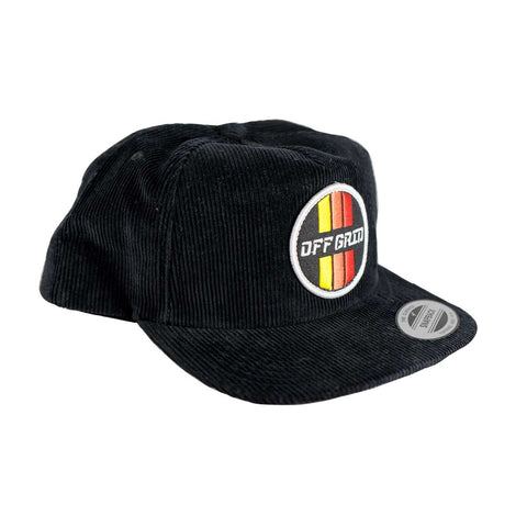 Image of Cord OGC Hat - Black