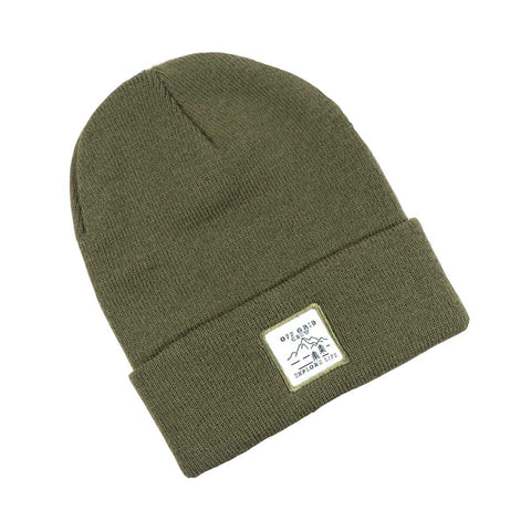 Image of Explore Life Beanie - Army