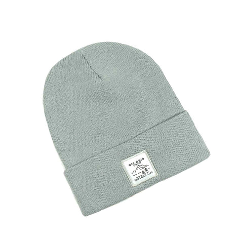 Image of Explore Life Beanie - Gray