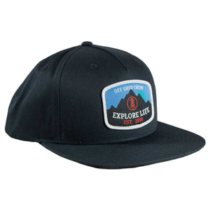 Explore Life Navy Hat