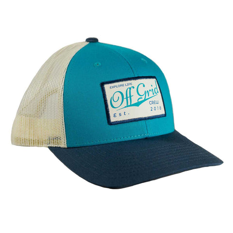 Explore Life Trucker Hat