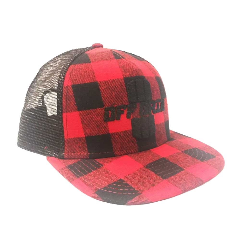 OGC Buffalo Plaid Hat