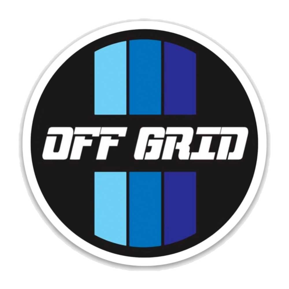 Off Grid Crew Decal