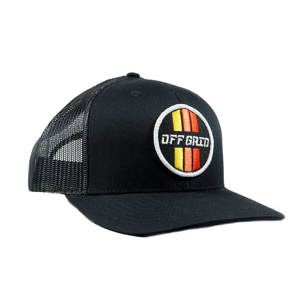 Original OGC Hat - Black/Black