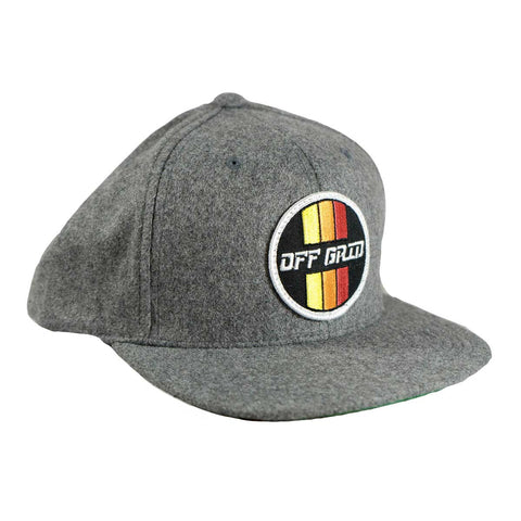Wool OGC Hat - Light Gray