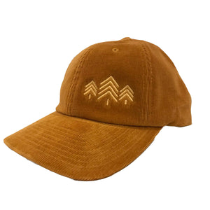 Cord Trees Hat - wheat