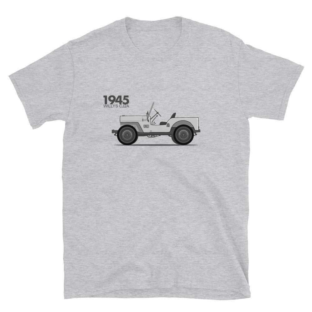 1945 - Willys T-Shirt