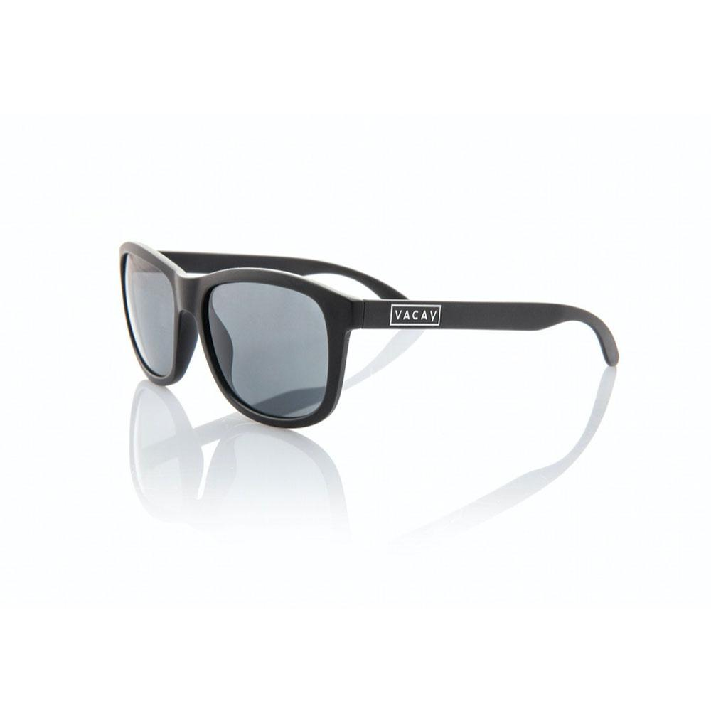 Vacay Sunglasses, classic black polarized