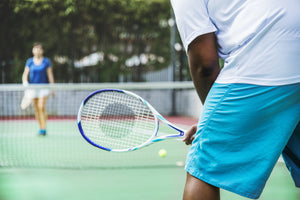 Treating Tennis Elbow and Common Tennis Injuries