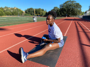 Olympic Track Gold Medalist Tianna Bartoletta Partners with BioWave