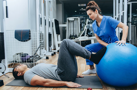 Physical Therapy for Chronic Pain Management