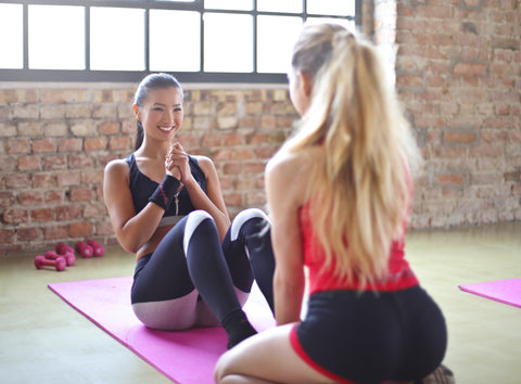 Female Fitness - A Fitness Trend