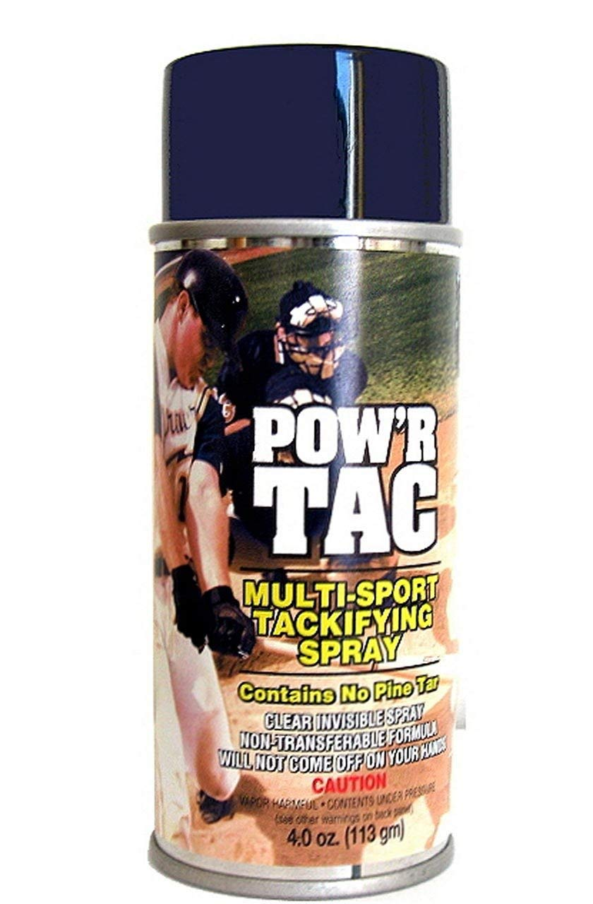 Pow'r Tac Baseball Spray-on Tackifier
