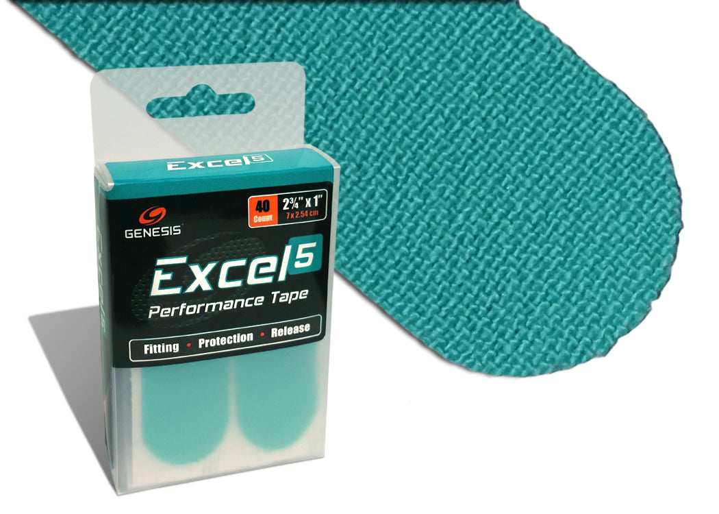 Genesis Excel Performance Tape - Fitting & Protection Finger Tape for Bowlers