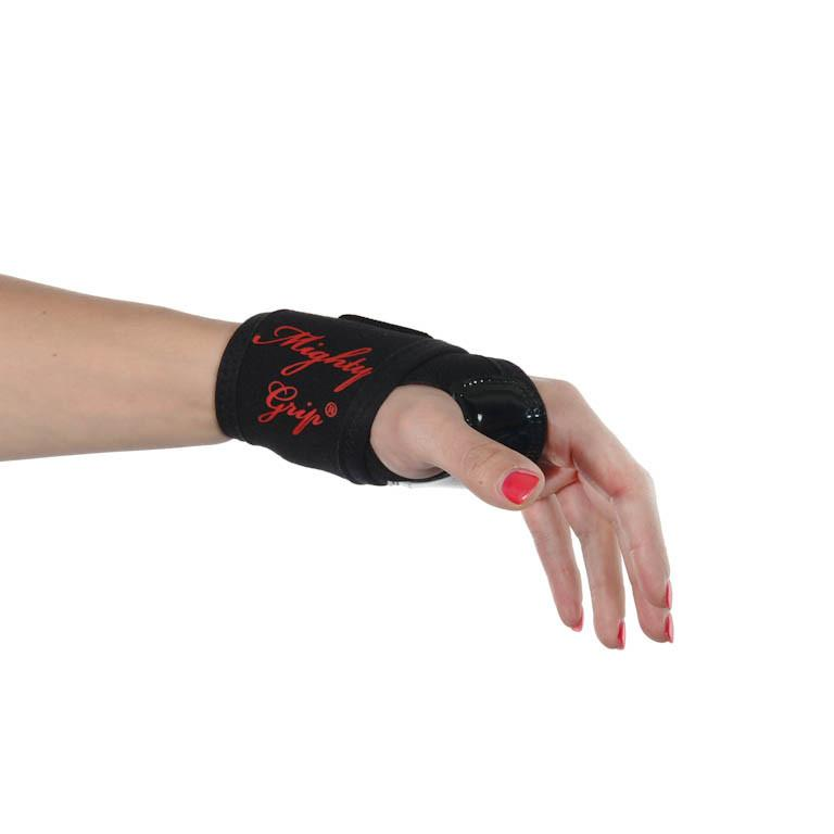 Mighty Grip Wrist Band and Thumb Support