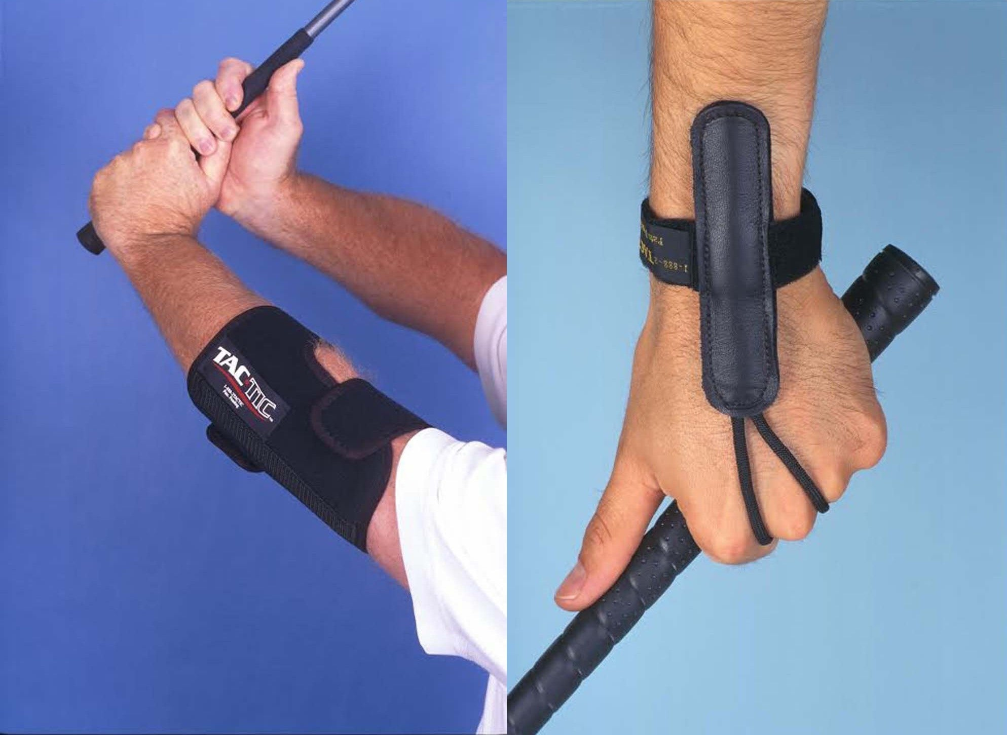 Tac Tic Wrist & Elbow Golf Trainer Bundle
