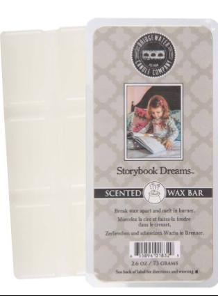 Scented Wax Bars - Storybook Dreams