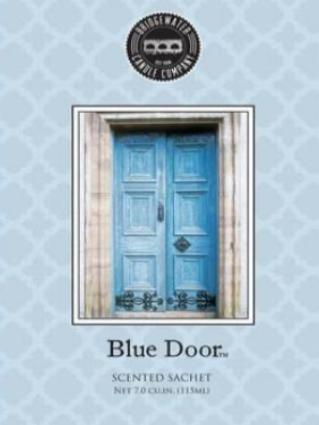 Scented Sachet - Blue Door