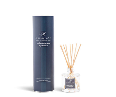 Reed Diffuser Small - English Rosemary and Patchouli