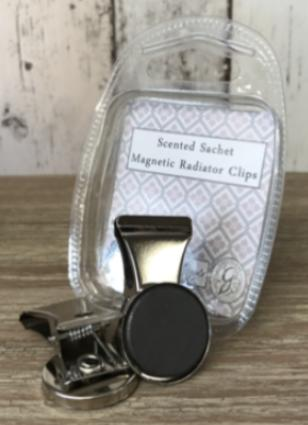 Scented Sachet Magnetic Radiator Clips