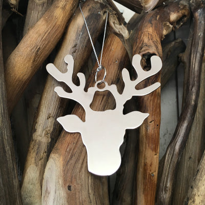 Retreat - Stag Head Hanging decoration