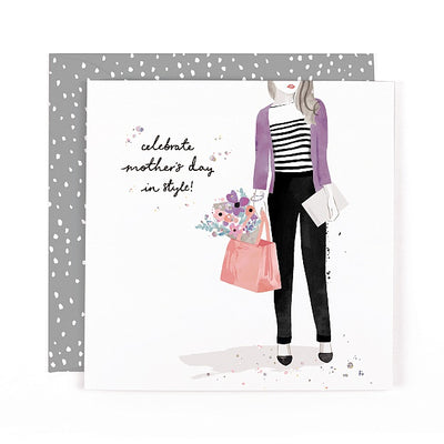 Celebrate Mother's Day In Style Card