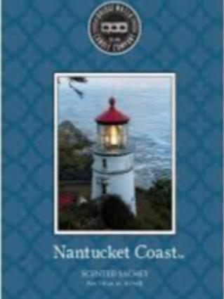 Scented Sachet - Nantucket Coast
