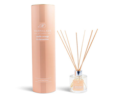 Reed Diffuser Large - Seville Orange and Clementine