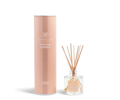 Reed Diffuser Small - Seville Orange and Clementine