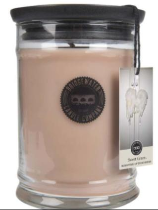 Candle Jar - Bridgewater Sweet Grace