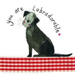 You Are Labradorable