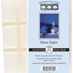 Scented Wax Bars - Silent Night