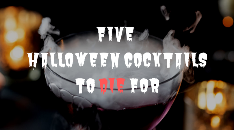 Five easy Halloween cocktails that are absolutely to DIE for