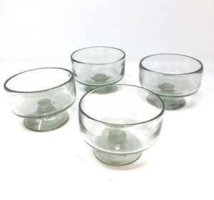 Orion Glassware Clear Bowl - Orion's Table Mexican Glassware